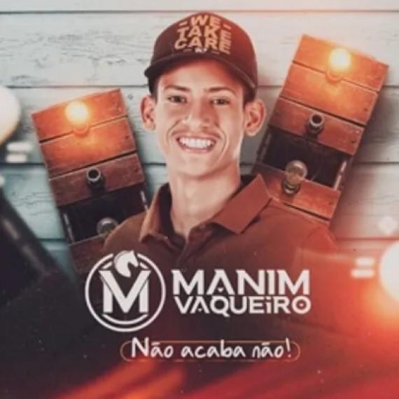 Manim Vaqueiro - Cd Promocional