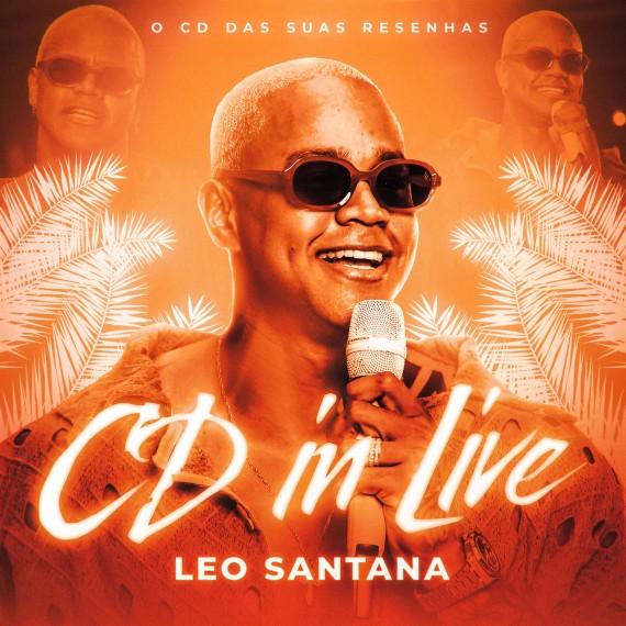 Léo Santana - CD In Live