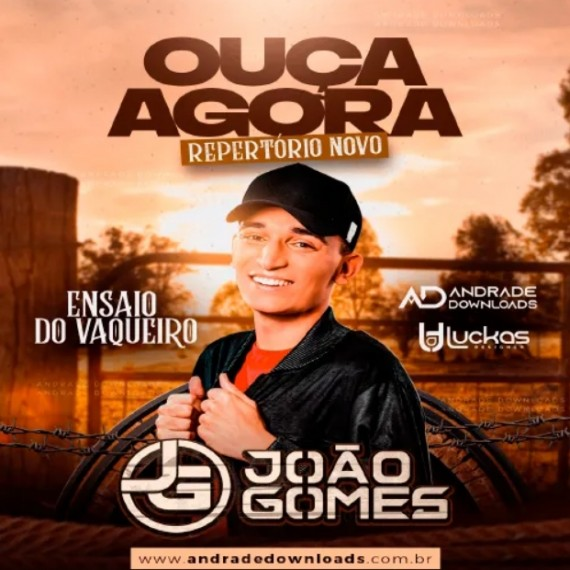 João Gomes - Ensaio do Vaqueiro